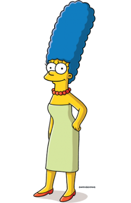 Marge Simpson 1 100x100