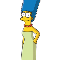 Marge Simpson 200x200