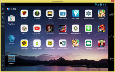 Best Android emulators for PC and Mac 400x250