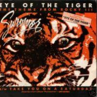 Eye of the Tiger - Survivor 200x200