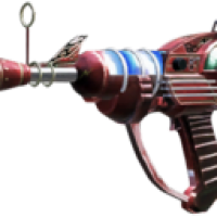 Ray Gun (Secret Weapons in Games) 200x200