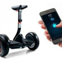Segway miniPRO Smart Self Balancing Personal Transporter with Mobile App Control 200x200