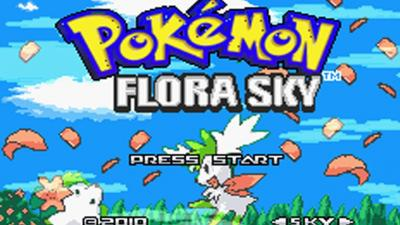 Pokemon Flora Sky 1 100x100