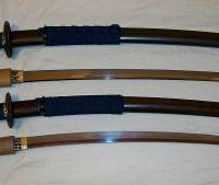 A Pair of Long and Short Swords 200x169