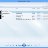 Windows Media Player 200x200