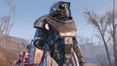 T-49 - Armor of the Storytellerfrom Fallout 4 Power Armor