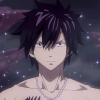 Gray Fullbuster (Fairy Tail) 200x200