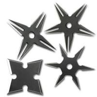 Ninja Throwing Stars 200x200