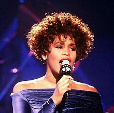 Whitney Houstonfrom Best Singers of All Time List 😉