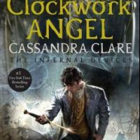 Clockwork Angel, by Cassandra Clare 200x200