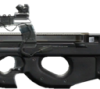 THE P90 (UNLOCKED AT RANK 40) 200x177