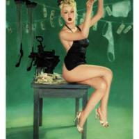 The Top 10 Vintage Pin up Posters  200x200
