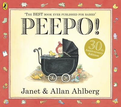 Peepo! by Janet and Allan Ahlberg 1 100x100