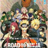Road to Ninja: Naruto the Movie 200x200