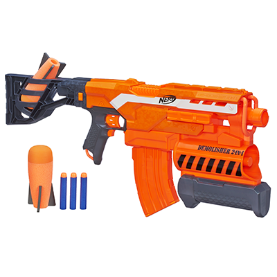 Nerf N-Strike Elite Demolisher Two-in-One 1 100x100