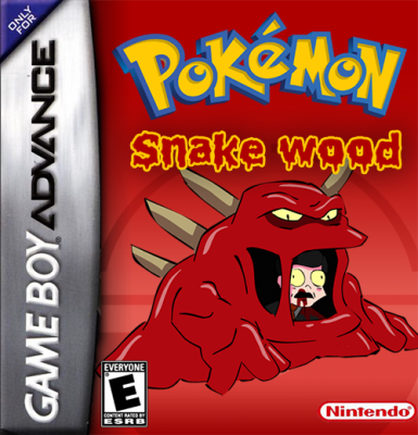 Pokemon Snakewood 1 100x100