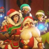 Best Overwatch Christmas Skins 200x200