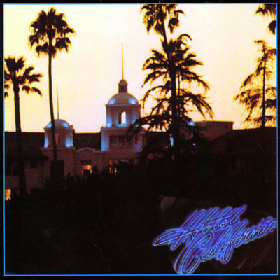 Hotel California - The Eagles 1 100x100