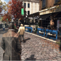 Watch Dog Realistic Preset 200x200