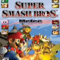 Super Smash Brothers Melee 200x200