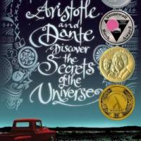 Aristotle and Dante Discover the Secrets of the Universe, by Benjamin Alire Sáenz 200x200