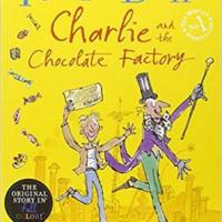 Charlie and the Chocolate Factory, by Roald Dahl 200x200