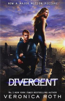 Divergent, by Veronica Roth 1 100x100
