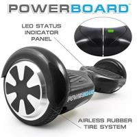 Powerboard by HOVERBOARD – (SAFE UL 2272 CERTIFIED) Black 200x200