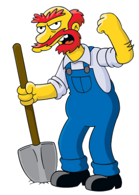Groundskeeper Willie 1 100x100