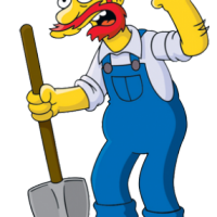 Groundskeeper Willie 200x200