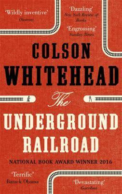 The Underground Railroad, by Colson Whitehead 1 100x100