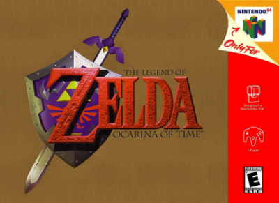 The Legend of Zelda: Ocarina of Time 1 100x100