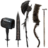 Best Bloodborne Weapons 200x200