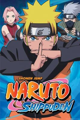 Naruto Shippudenfrom Best English Dubbed Anime List 😉