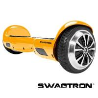 Swagtron T1 – UL2272 Certified Hands Free Two Wheel Self Balancing Electric Scooter 200x200