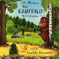 The Gruffalo, by Julia Donaldson, illustrated by Axel Scheffler 200x200