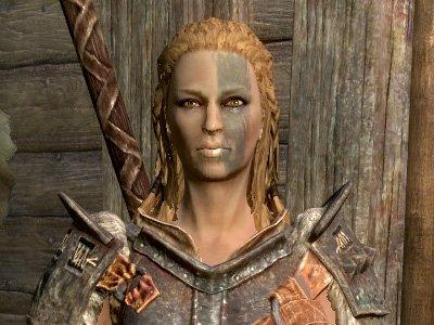 Mjoll the Lionessfrom Top Followers In The Elder Scrolls V ...  Mjoll the Lione...