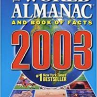 The World Almanac and Book of Facts (2003) 200x200