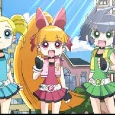 Powerpuff Girls Z 1 100x100