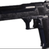 THE DESERT EAGLE (UNLOCKED AT RANK 43) 200x200