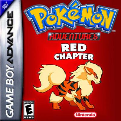 Pokemon Adventures: Red Chapter 1 100x100