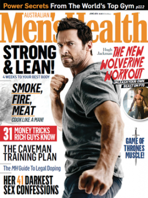 Men's Healthfrom Best Magazines For Men List 😉