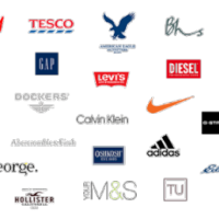 Top Clothing Brands 200x200