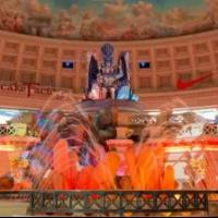 FALL OF ATLANTIS AT CAESARS PALACE FORUM SHOPS 200x200