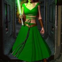 Nomi Sunrider: The Strongest Woman Jedi of All Time 200x200