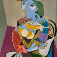 Seated Woman (Marie-Therese) 200x200