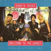 Welcome to the Jungle - Guns N Roses 200x200