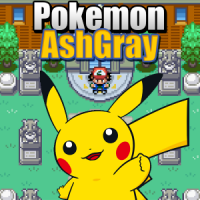 Pokemon Ash Gray 200x200