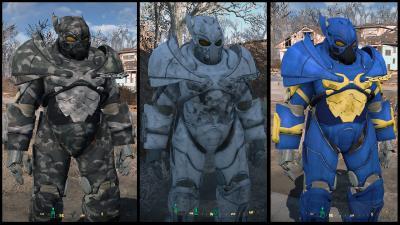 Fallout 4 Power Armor Mods ⭐ - Rank Top Ten