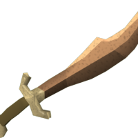 Bronze Scimitar 200x200